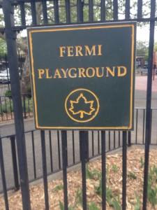 fermi playground